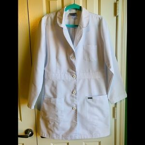 Grey's Anatomy white lab coat. Wore one time!